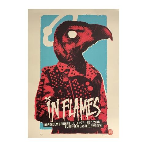 √Borgholm Vulture von In Flames - Poster jetzt im Subway To Sally Shop
