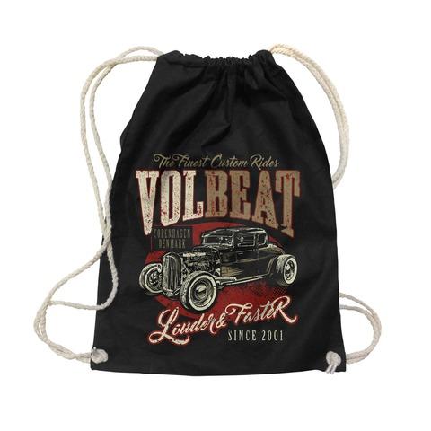 √Louder & Faster von Volbeat - Gym Bag jetzt im Subway To Sally Shop