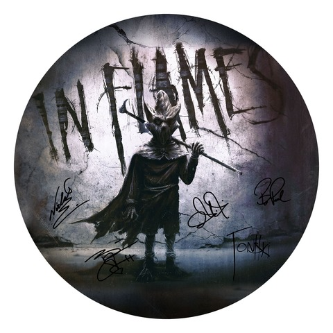 The Mask Signature von In Flames - Drumhead jetzt im Subway To Sally Shop