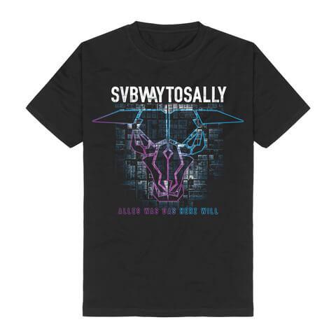√Alles was das Herz will von Subway To Sally - T-Shirt jetzt im Subway To Sally Shop