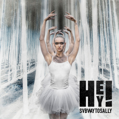 √HEY! (Limited Fan Edition CD+DVD) von Subway To Sally - CD jetzt im Subway To Sally Shop