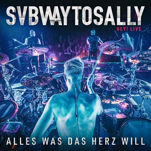 √HEY!LIVE - ALLES WAS DAS HERZ WILL (2CD) von Subway To Sally - CD jetzt im Subway To Sally Shop