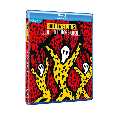 √Voodoo Lounge Uncut (SD Blu-Ray) von The Rolling Stones - CD jetzt im Subway To Sally Shop