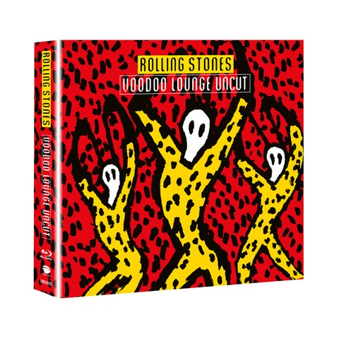 √Voodoo Lounge Uncut (SD Blu-Ray+2CD) von The Rolling Stones - CD jetzt im Subway To Sally Shop