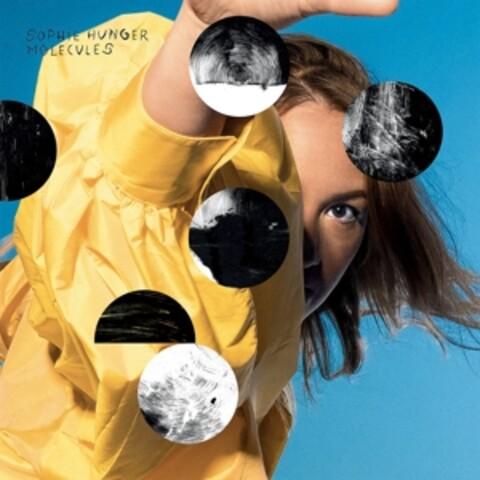 √Molecules von Sophie Hunger - LP jetzt im Subway To Sally Shop