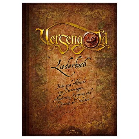 √Versengold Liederbuch - Band I von Versengold - Book jetzt im Subway To Sally Shop