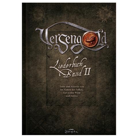 √Versengold Liederbuch - Band II von Versengold - Book jetzt im Subway To Sally Shop